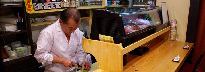 魚菜亭・北郷さん画像